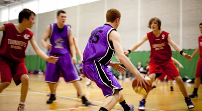 Bliv bedre til basketball med Nupo