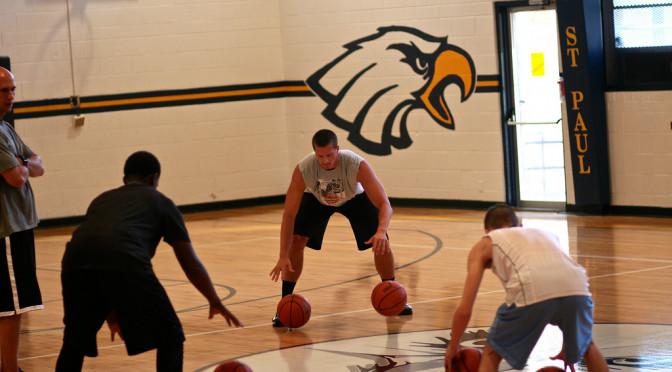 Detaljeret basketball træningsprogram